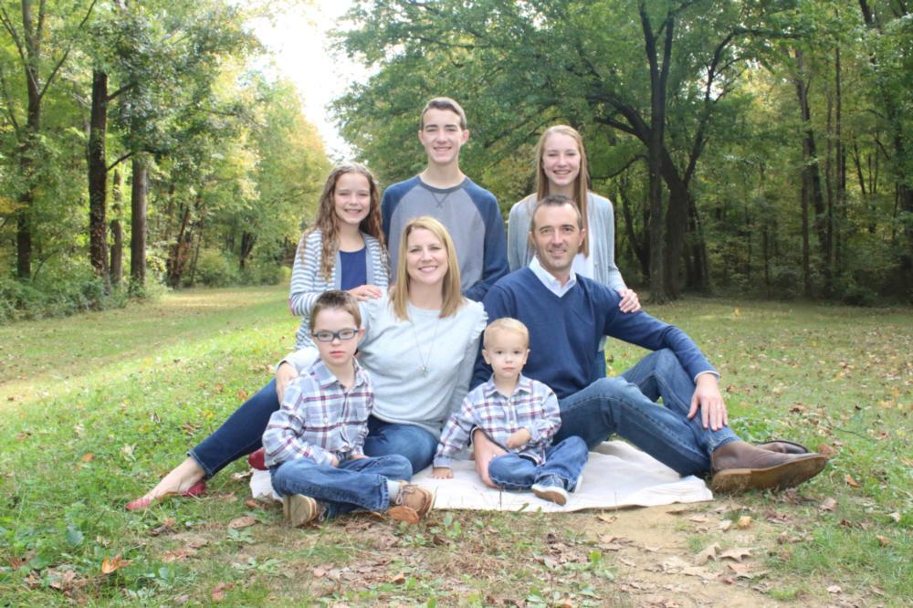 family of Dr. Chris Meunier, DDS | Dentist Evansville IN